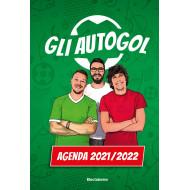 """LIBRODIARIO STORIA DEL CALCIO AGENDA SCUOLA CON """"GLI AUTOGOL"""" 21,8X15,8X2CM 2021/22 ELECTAJUNIOR MONDADORI MADE IN ITALY"""