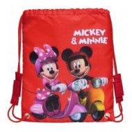 SACCA ZAINO MICKEY E PLUTO FRIENDS DISNEY GYM SAC