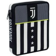 ASTUCCIO MAXI 2 ZIP COMPLETO WINNER FOREVER JET BLACK FC JUVENTUS CONTEN.62PZ GIOTTO/ TRATTO CANCELLIK/LYRA SEVEN ITALY