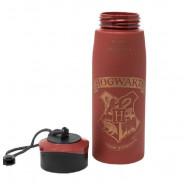 BORRACCIA HOGWARTS SCHOOL HARRY POTTER DRINKS BOTTLE BOTTIGLIA IN PLASTICA 550ML DRAGO DORMIENS NUNQUAM TITILLANDUS