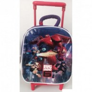 BIG HERO ZAINO TROLLEY ASILO PRODOTTO ORIGINALE