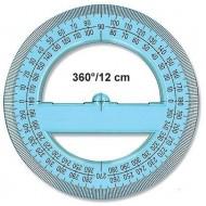 GONIOMETRO 360° PLASTICA