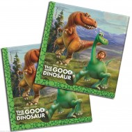 TOVAGLIOLI CARTA DECORATI THE GOOD DINOSAUR DISNEY PIXAR ORIGINAL 33X33CM.DOPPIO VELO CONFEZ.DA 20 PZ.PURA CELLULOSA