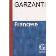 MINI DIZIONARIO ITALIANO- ITALIANO-FRANCESE GARZANTI INSERTO A COLORI PAROLE X COMUNIC. E VIAGGIARE