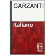 MINI DIZIONARIO ITALIANO GARZANTI 13,5X9,5 CM.INSERTO A COLORI GRAMM.DELLA CORTESIA