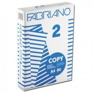 RISMA CARTA FABRIANO A4 80 GR. COPY 2 21,0 X 29,7