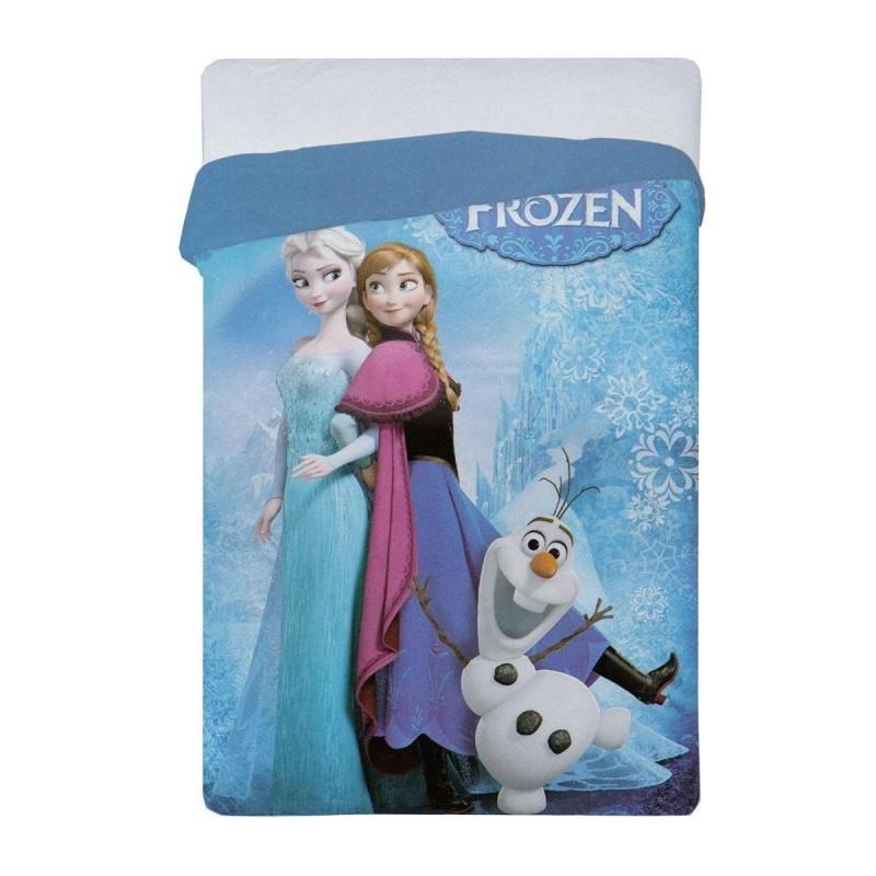 Copriletto Singolo 1 Piazza Frozen Disney Principesse Originale 170x260cm 100 Cotone Distribuito Da Yuma Milano Italy Parole E Pensieri