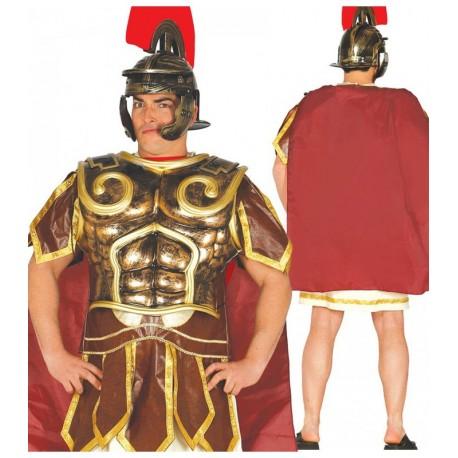 Corazza armatura in plastica 48x51cmcon mantello in for Carne tipica romana