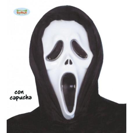 Halloween Maschere.Maschera Scream Per Feste E Travestimenti Di Halloween Carnevale E Party A Tema Horror Guirca Careta Scream Plastico Parole E Pensieri