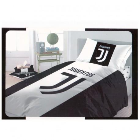 Letto 1 Piazza.Completo Letto 1 Piazza Fc Juventus Prodo Ufficiale Lenzuolo Sopra
