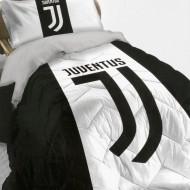 TRAPUNTA (PIUMONE) 1 PIAZZA FC JUVENTUS ORIGINALE 170X260CM.100% POLIESTERE PRODOTTO  UFFICIALE 8118634506a