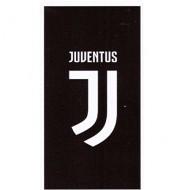 TELO MARE 90X170CM FC JUVENTUS PRODOTTO UFFICIALE NUOVO LOGO 100% COTONE IDEALE PER PISCINA E DA SPIAGGIA HERMET ITALY