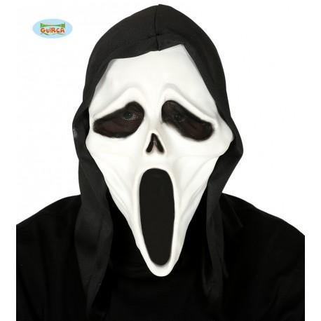 Halloween Maschere.Maschera Lattice Mostro Urlo Per Travestimenti Di Carnevale Halloween Party A Tema Horror Scream Ghostface Scary Movie Parole E Pensieri