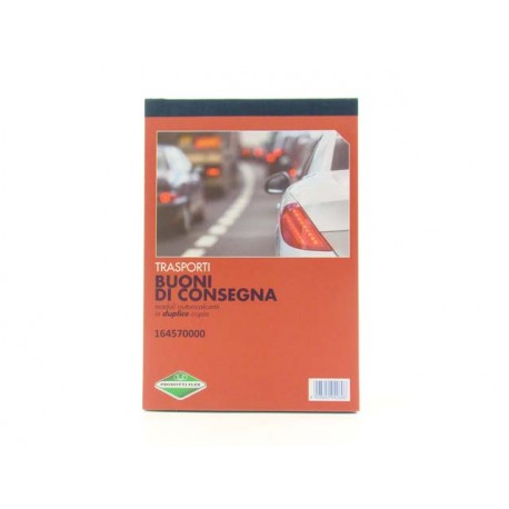 BUONI DI CONSEGNA DUPLICE COPIA 50 +50 FOGLI CARTA AUTORICALCANTE FORMATO A5. 14,8X21,6CM FLEX REGISTRI MADE IN ITALY