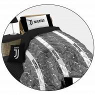 TRAPUNTA LETTO 1 PIAZZA E MEZZA FC JUVENTUS 220X270CM ESTERNO100%COTONE IMBOTT.100%POLIEST.PIUMONE PRODOTTO UFFICIALE