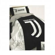 TRAPUNTA LETTO 1 PIAZZA FC JUVENTUS 170X260CM ESTER.100%COTONE IMBOTT.100%POLIEST.PIUMONE LETTO SINGO.PRODOTTO UFFICIALE