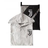ACCAPPATOIO SPORT IN MICROFIBRA FC JUVENTUS TG.S IDEALE PER PISCINA E PALESTRA PRODOTTO UFFICIALE DA HERMET ITALY