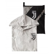 ACCAPPATOIO SPORT IN MICROFIBRA FC JUVENTUS TG.M IDEALE PER PISCINA E PALESTRA PRODOTTO UFFICIALE DA HERMET ITALY