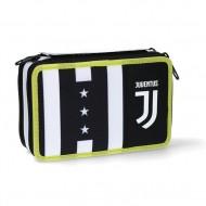 ASTUCCIO 3 ZIP COMPLETO WINNER FOREVER JET BLACK FC JUVENTUS CONTEN.45PZ GIOTTO/ TRATTO CANCELLIK/LYRA/PRITT SEVEN ITALY
